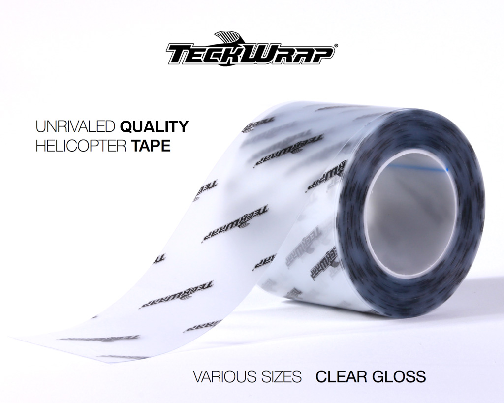 Prevent Scratches Chips 3M x 50mm Paint Protection Helicopter Tape TECKWRAP